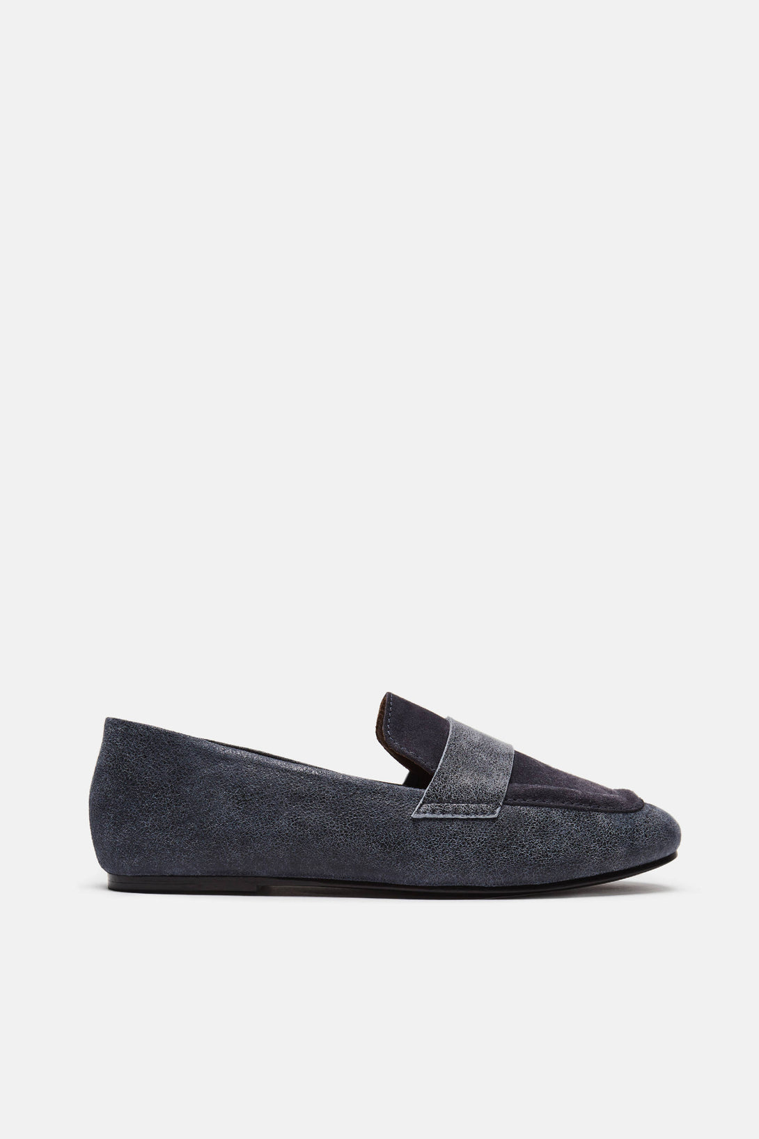 Claude Loafer - Blue Suede