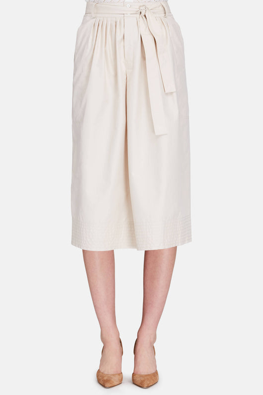 Sahara Skirt - Light Beige