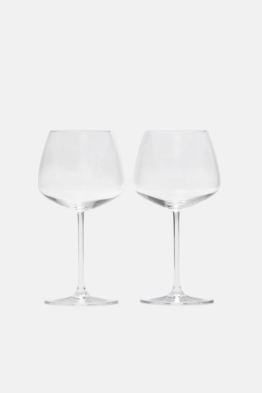 Red Wine Glass - Set of Two
