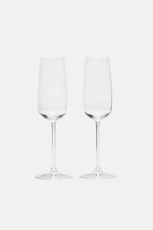 Champagne Glass - Set of Two