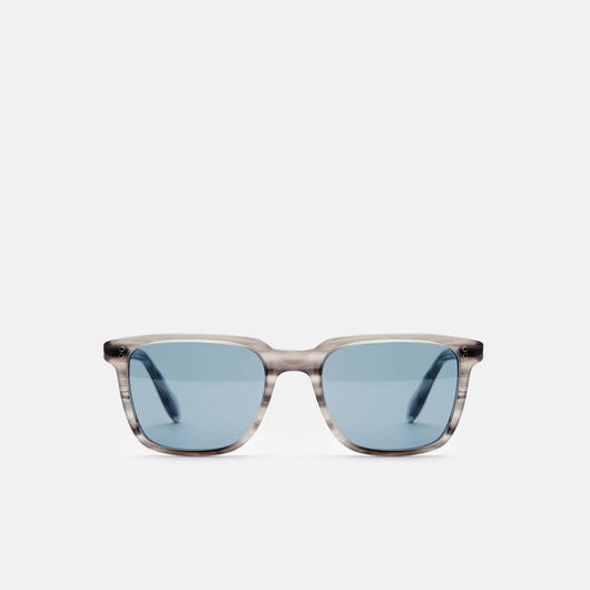 NDG - Grey Tortoise with Indigo Lens