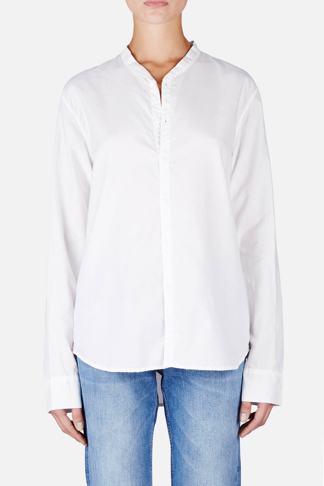 M.H. Uniform Shirt - White