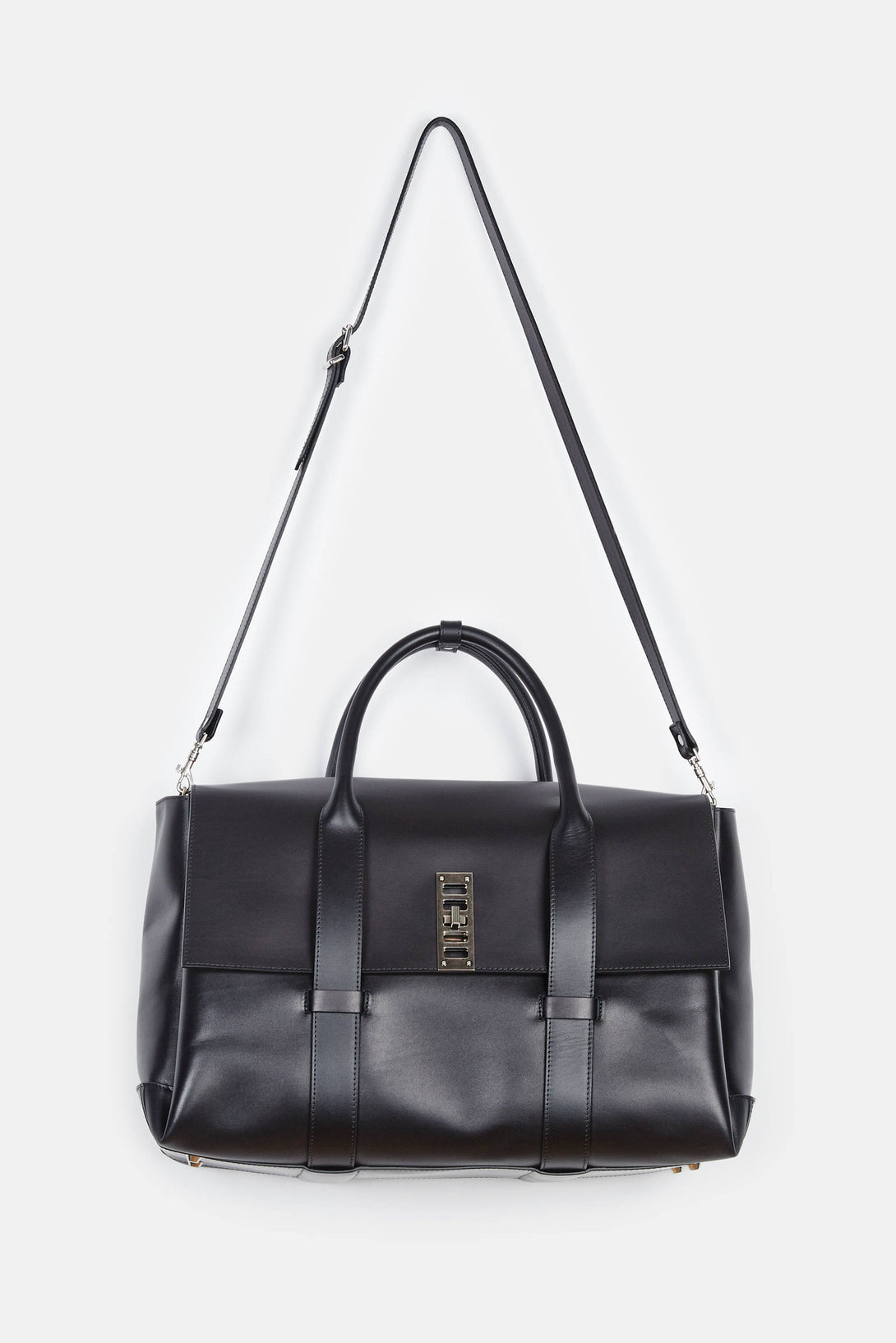 PS Elliot Large Satchel - Black