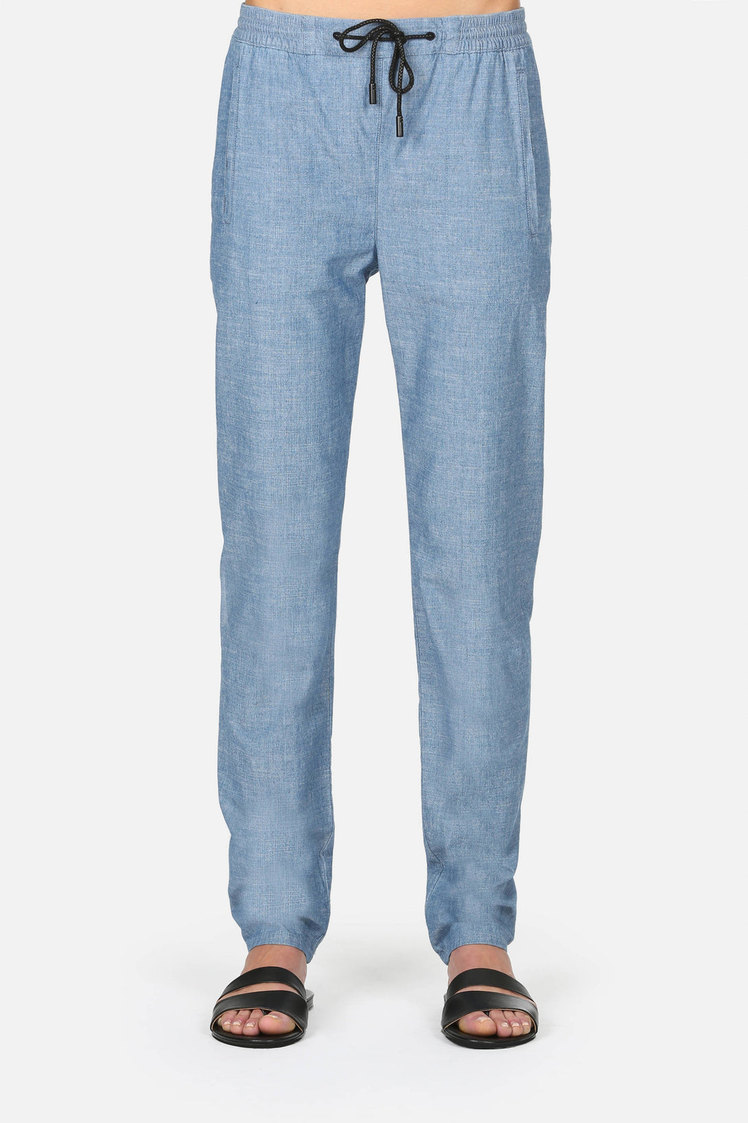 Loose Pant - Chambray Blue