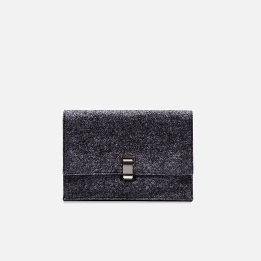 Small Lunch Bag - Charcoal