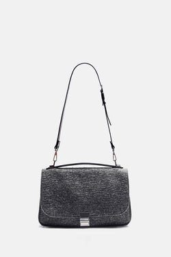 Kent Shoulder Bag - Charcoal