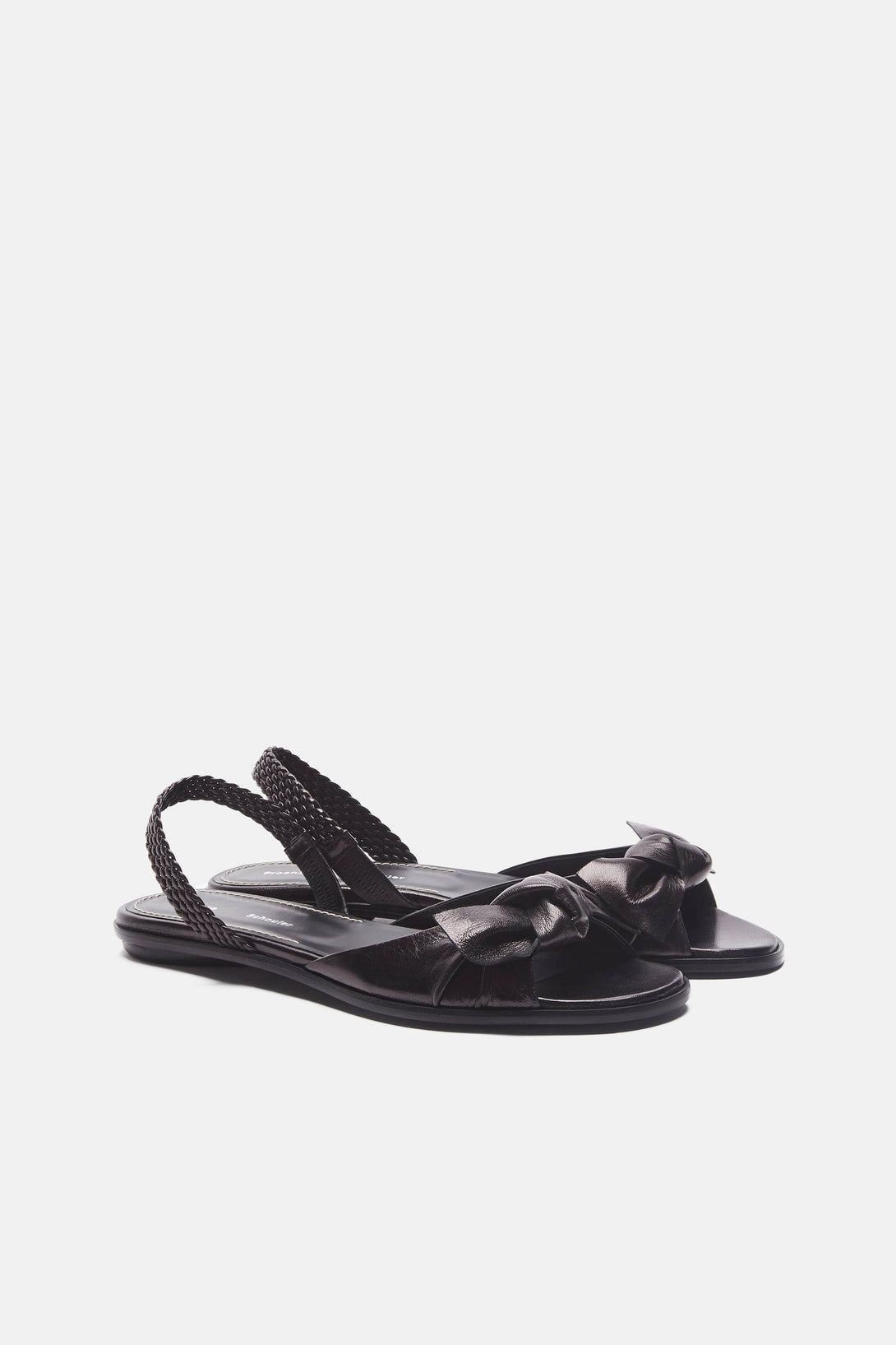 Proenza Schouler Bow Slingback Sandals discount popular in China online cheap online store cheap sale under $60 cheap sale great deals qJSLXT