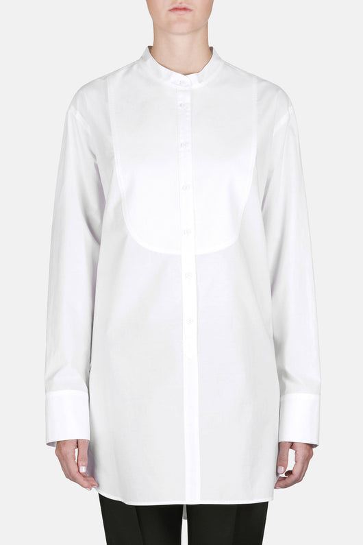 Tunic 04 Plastron Tunic - White