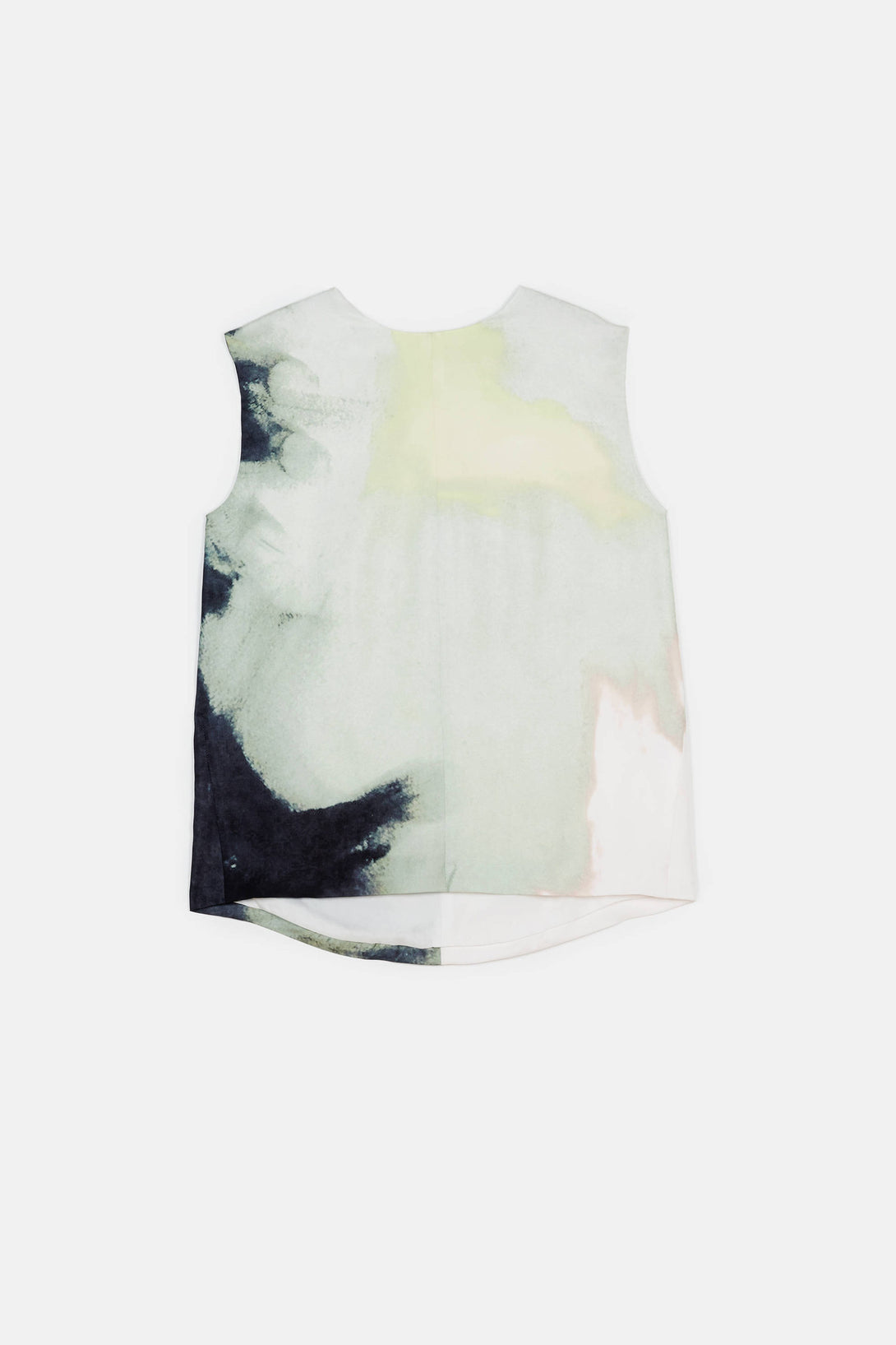 Tank 03 Seamed Shell - Color Field Print