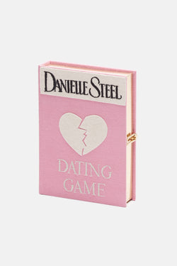 Dating Game Book Clutch