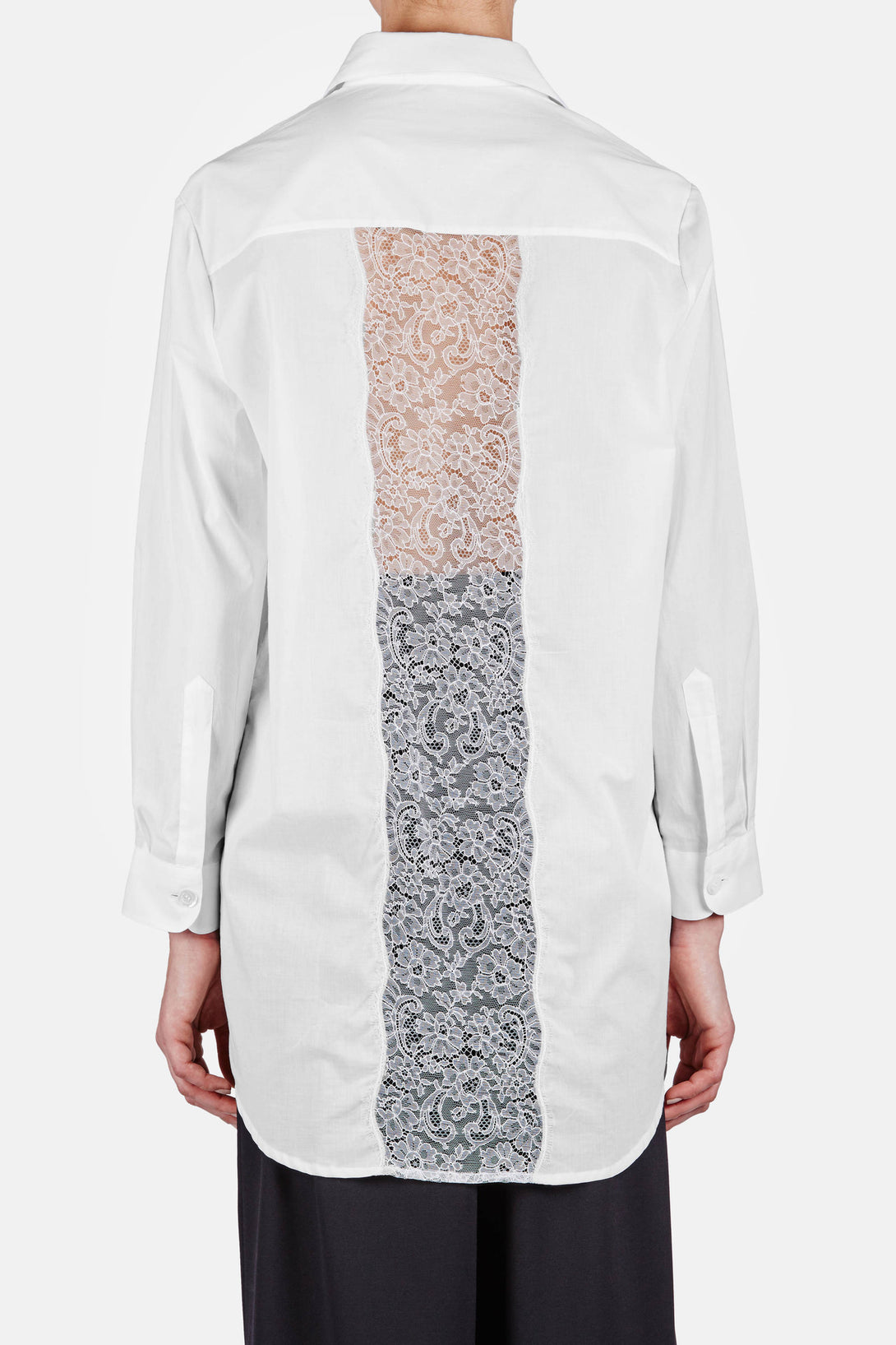 Marylin Shirt - White