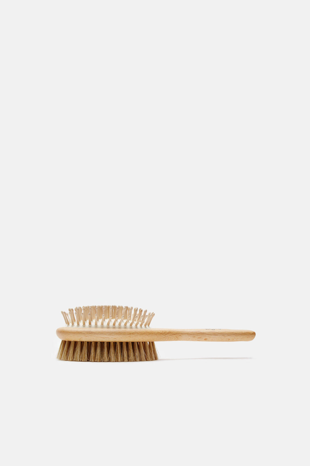 Dog Brush with 2 Bristle Options