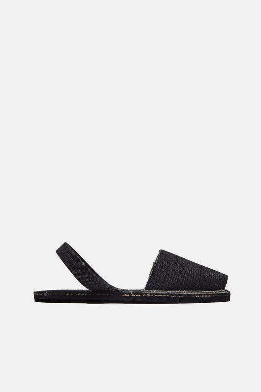 Avarca Sandal - Dark Denim