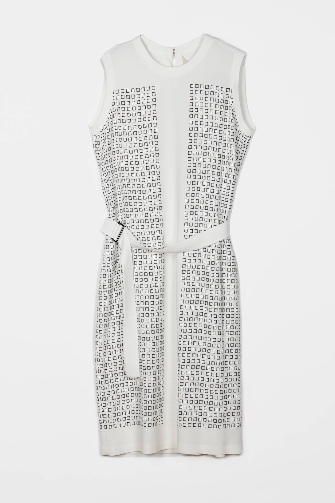 Reed Linear Square Dress