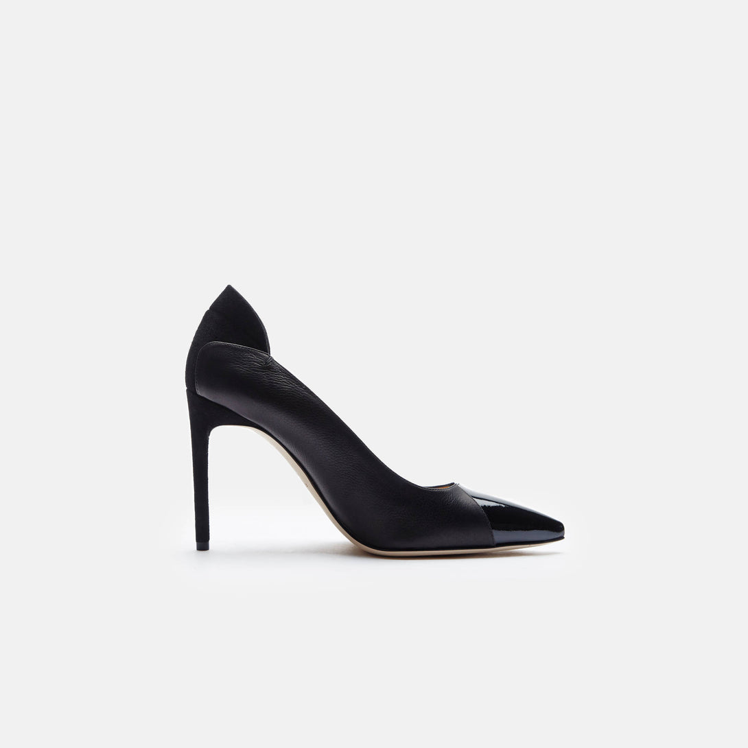 Academy Pump - Black