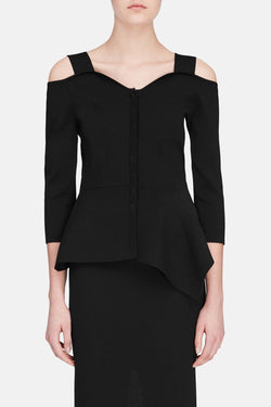 Segal Cardigan - Black