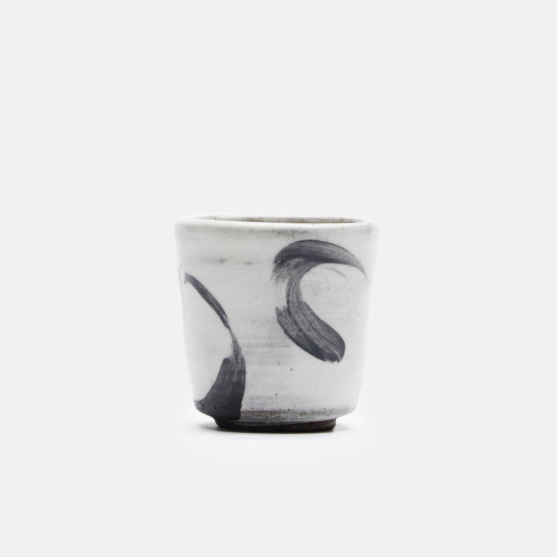 Freedom Sake Cup - White