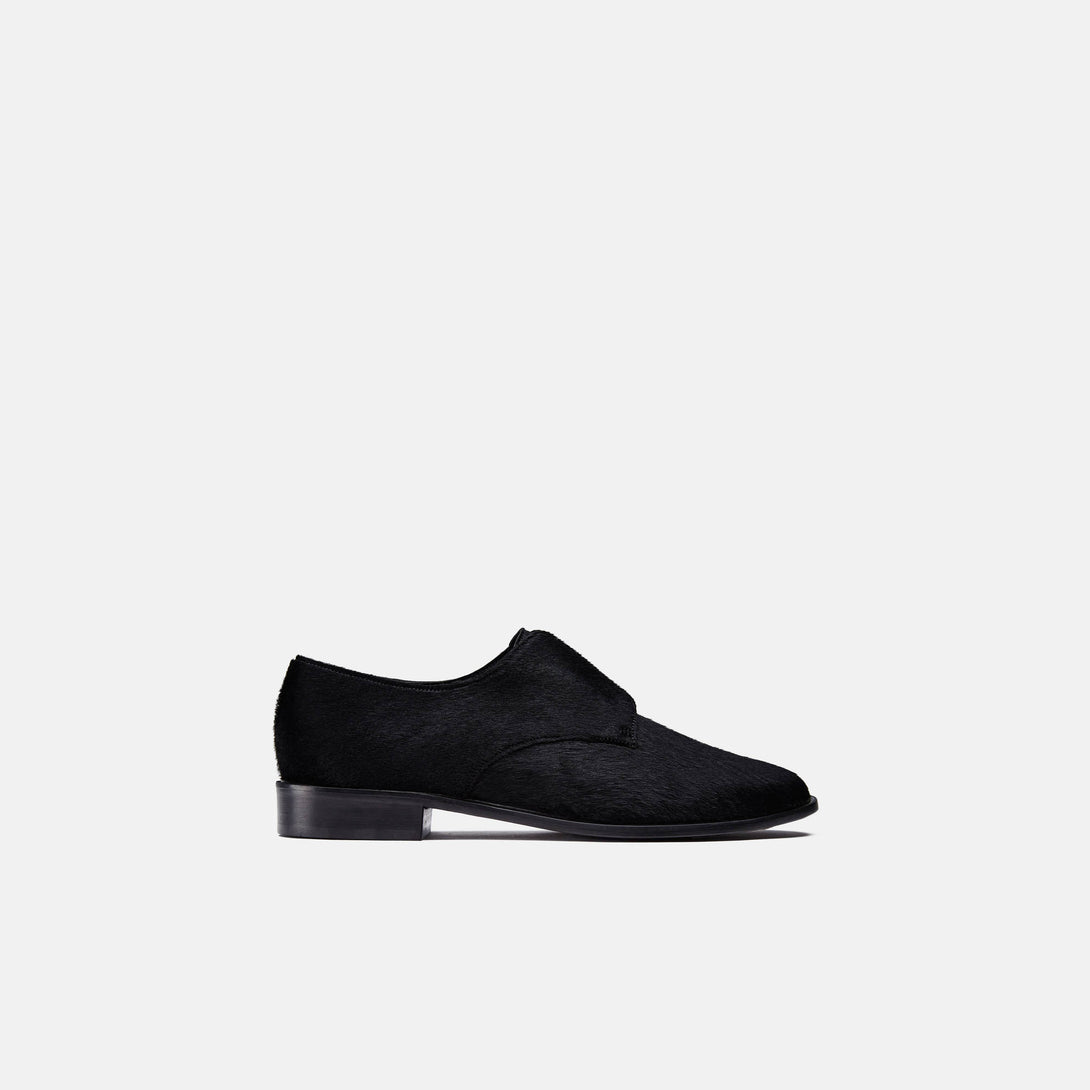 Jamp Loafer - Black Pony