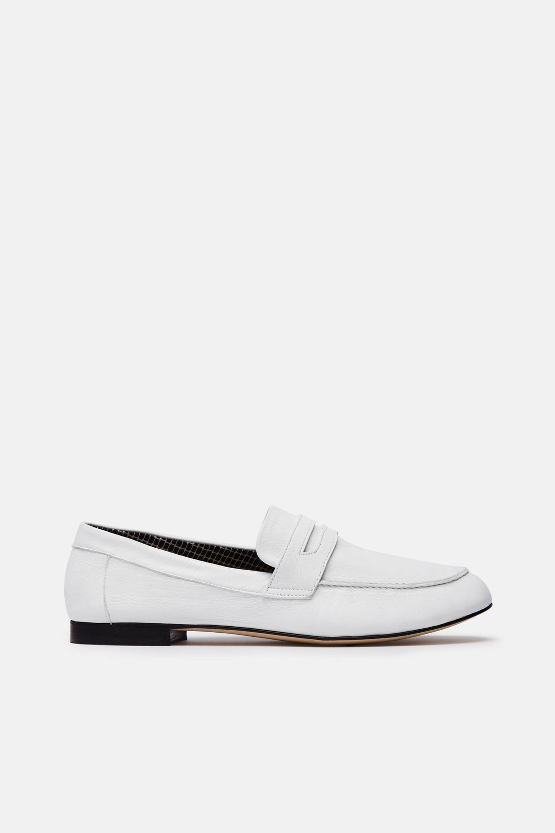 Zemoc Loafer - White
