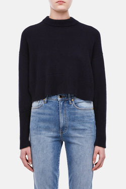 Renee Sweater - Navy
