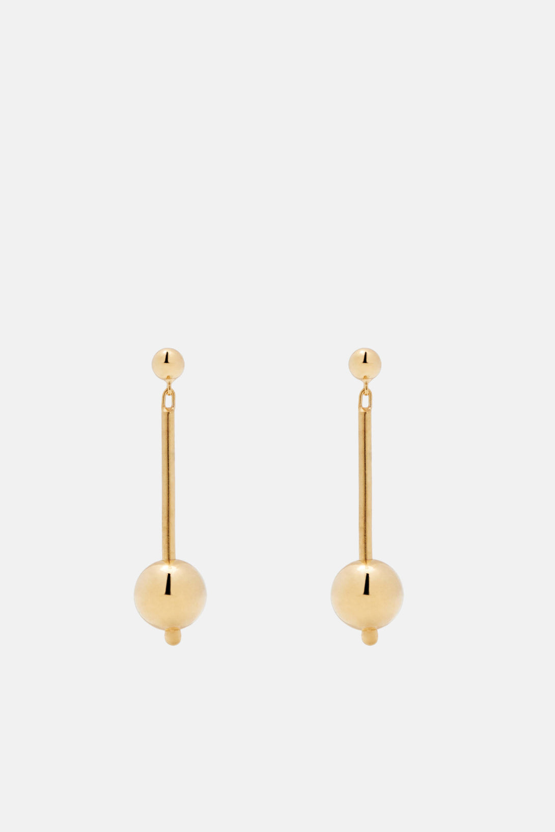 Suzanne Earrings - Gold