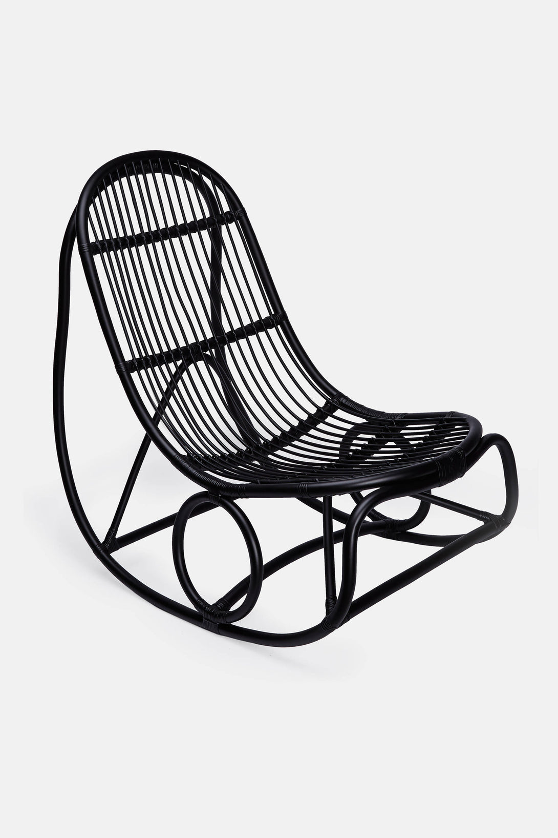 Merveilleux Nanny Rocking Chair By Nanna Ditzel