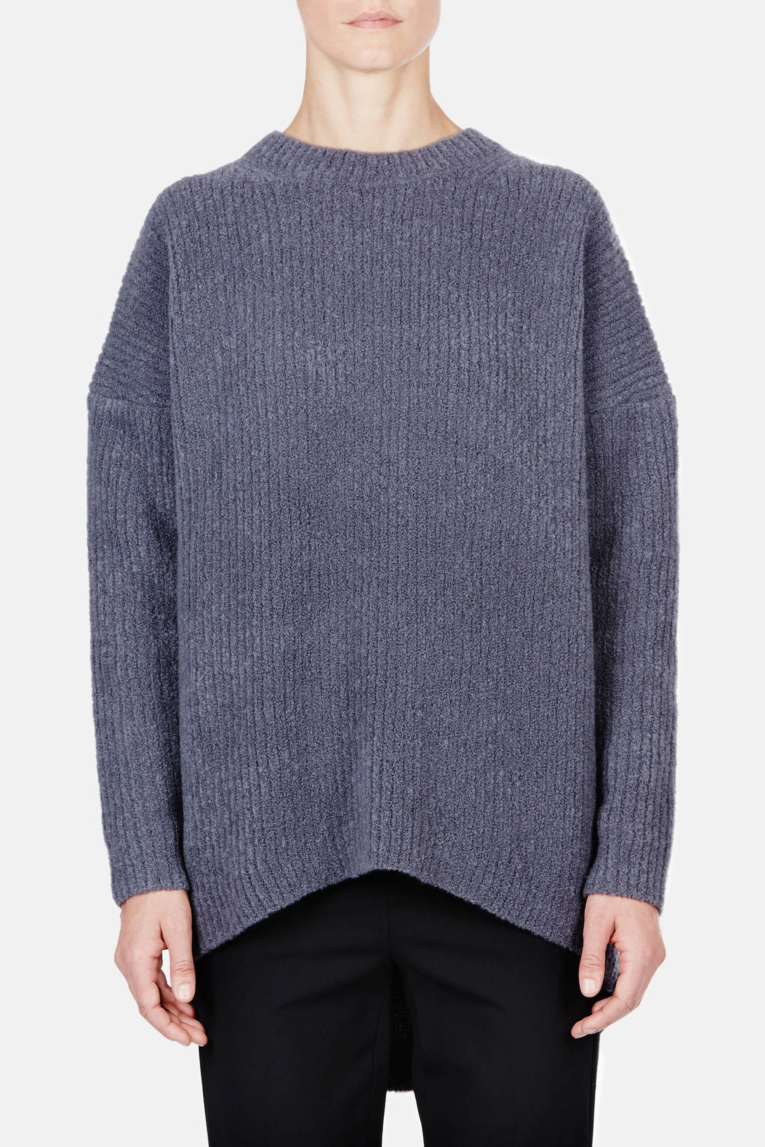 Bliss Pullover - Shadow