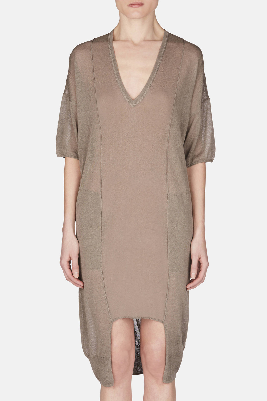 Avery Caftan - Taupe