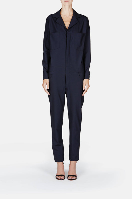 Jumpsuit - Dark Navy