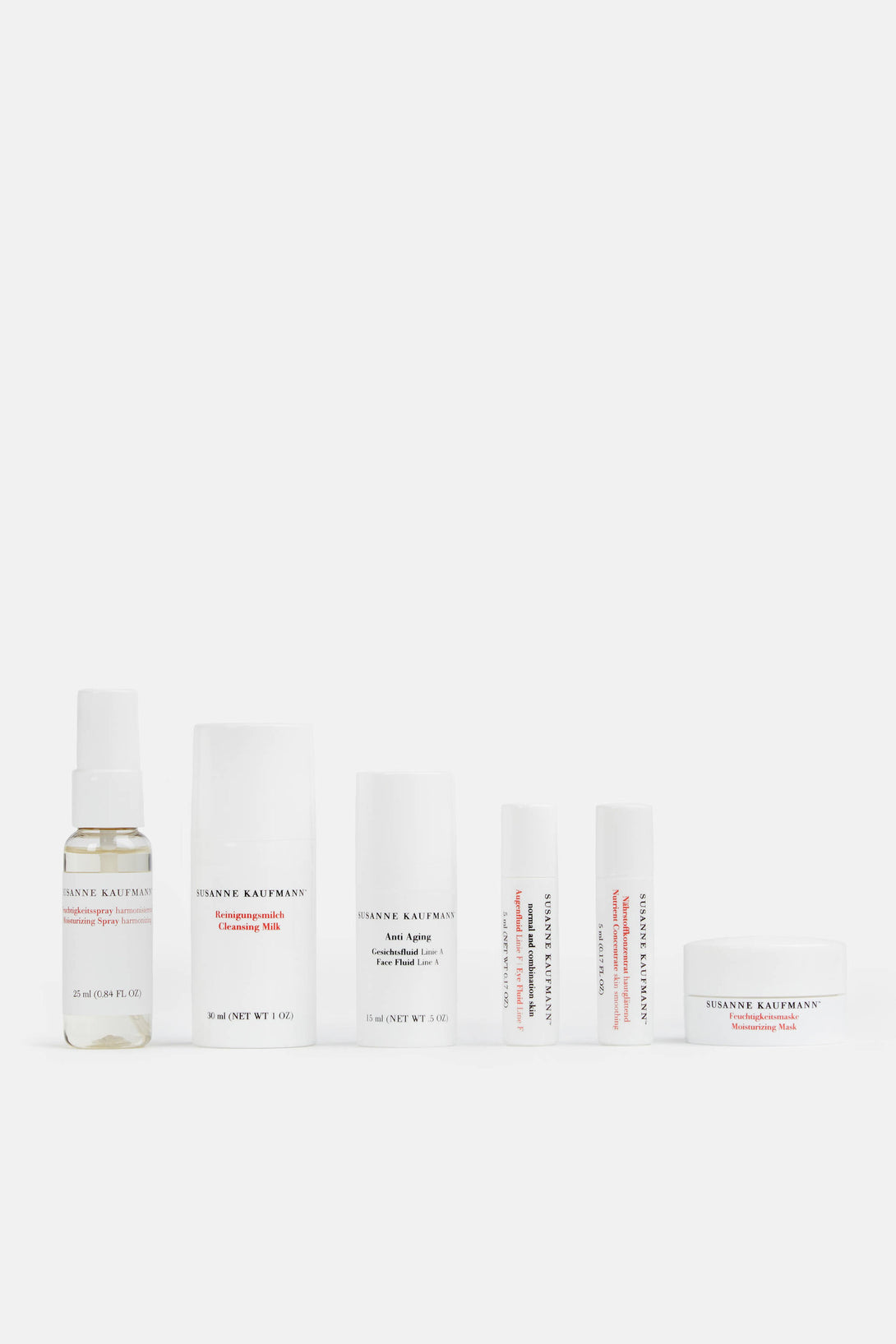Travel Kit - Face Moisturizing