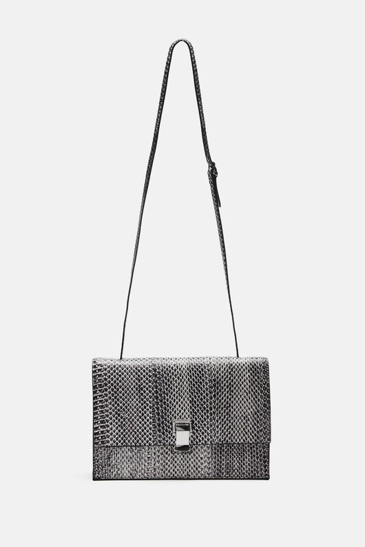 Small Lunch Bag on a Strap - Elaphe