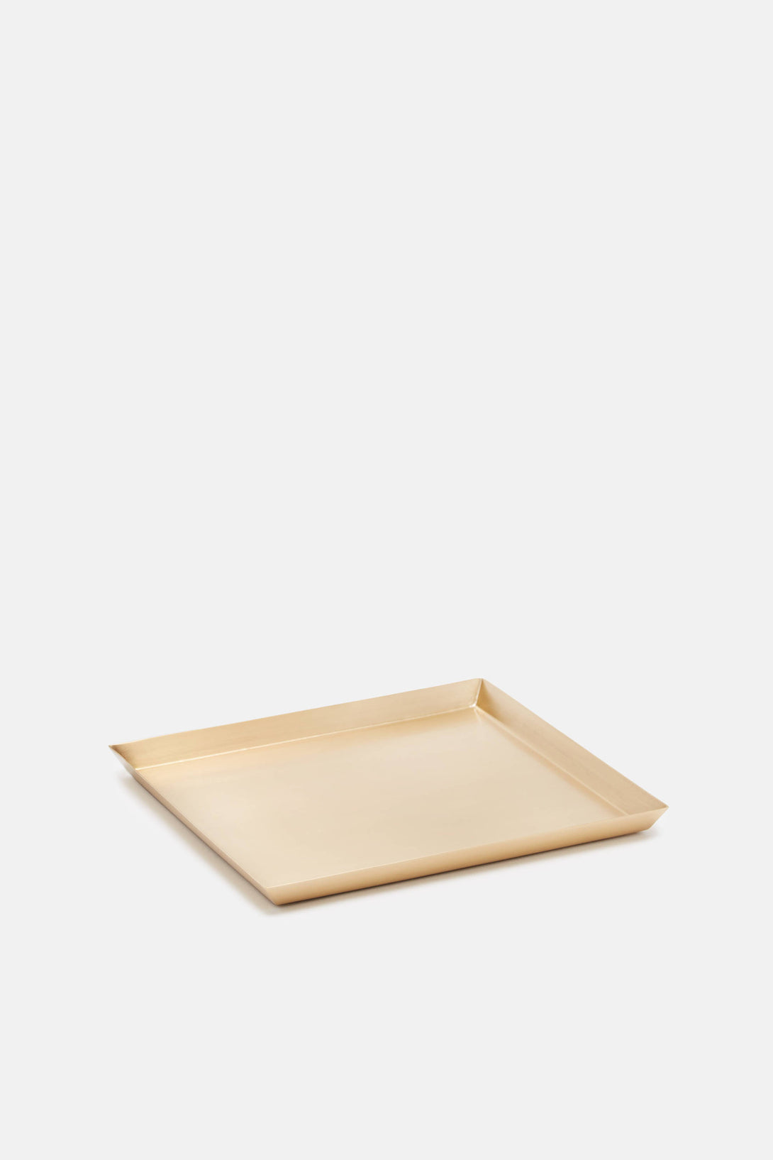 Brass Tray - Square
