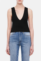 Franny Top - Black