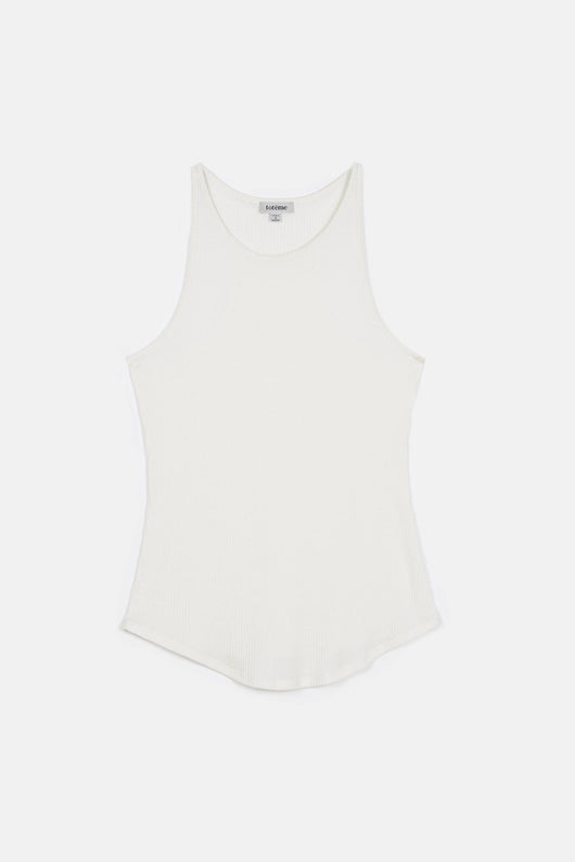 Vail Tank Top - Vanilla Ice
