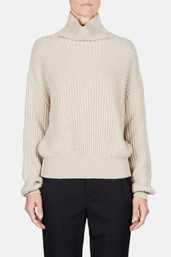 Verbier Turtleneck - Oatmeal