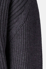 Verbier Turtleneck - Dark Grey