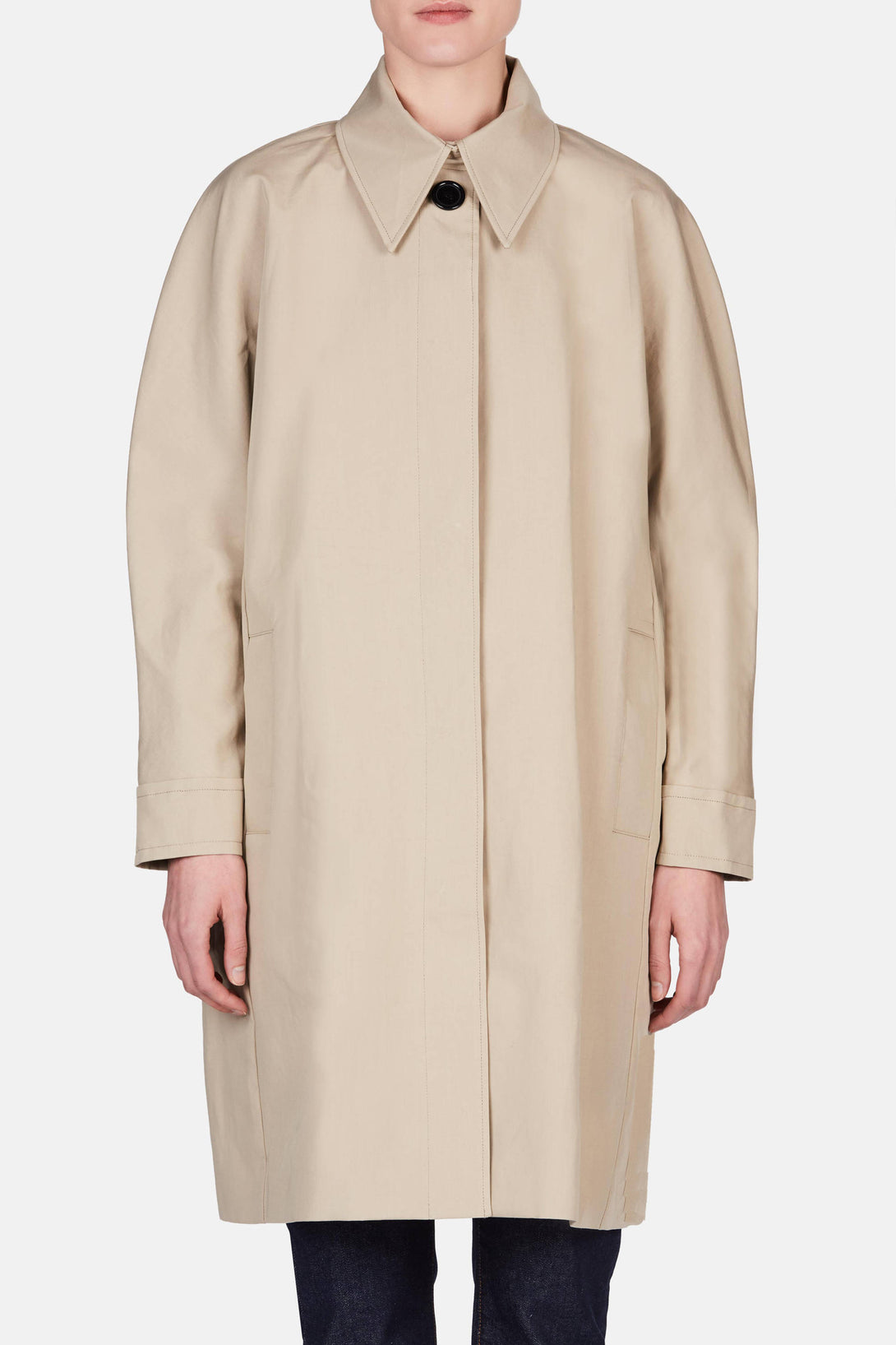 Berlin Coat - Beige