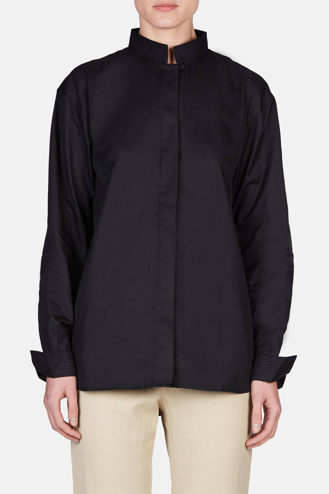 Kenya Shirt - Black