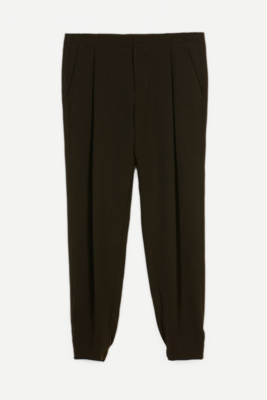 Harem Pant - Hunter Green