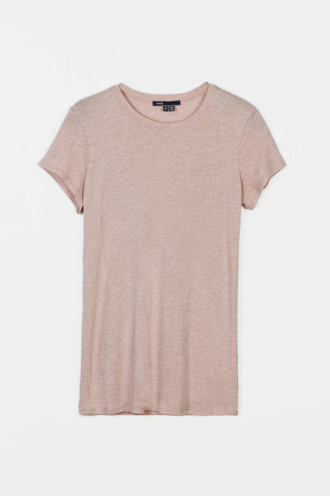 Little Boy Tee - Heather Blush