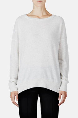 Square Sweater - H Cloud