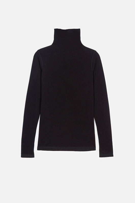 Favorite Turtleneck - Black