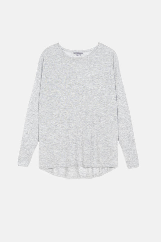 Superwash Sweater - Silverstreak