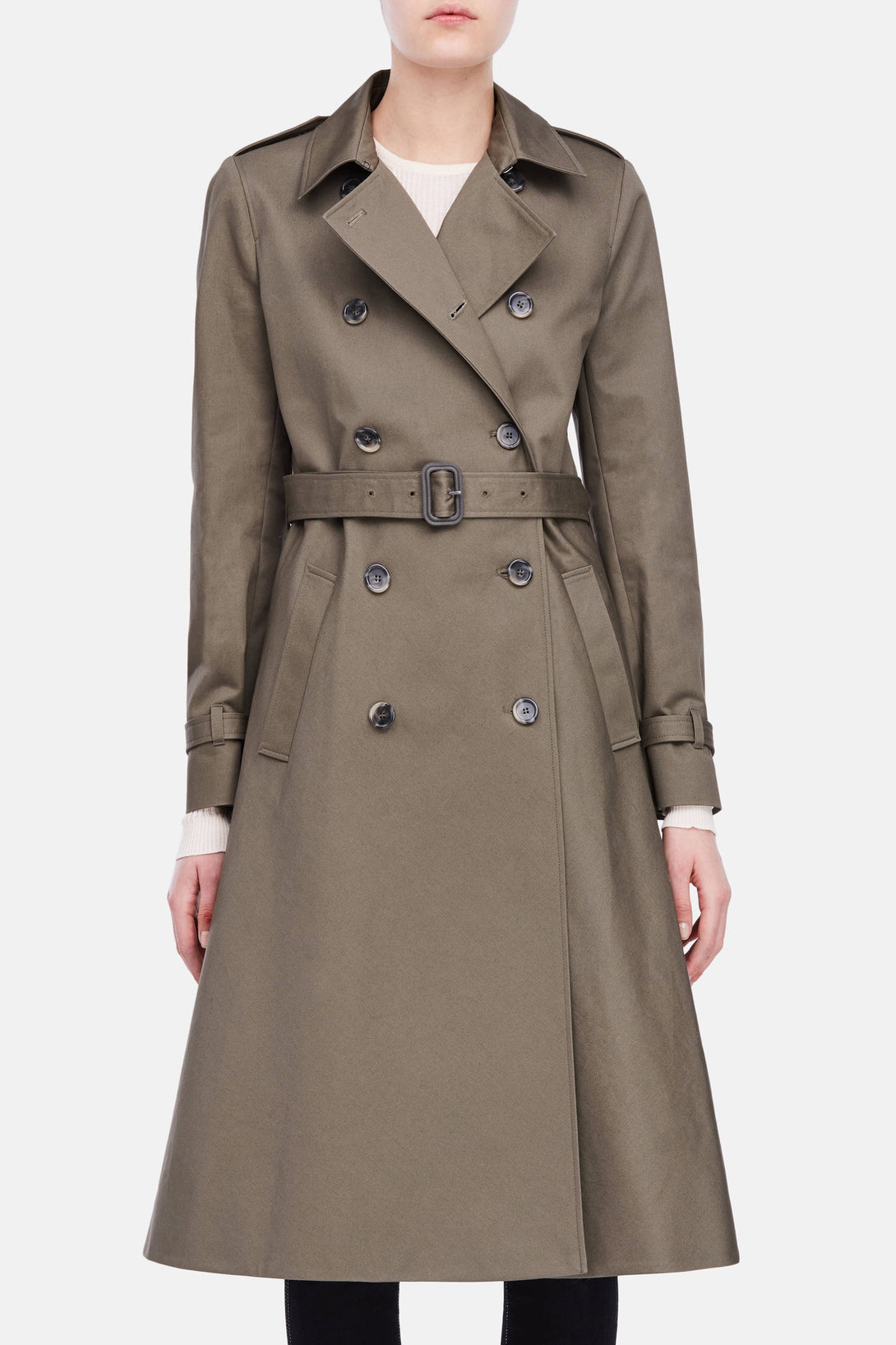 Brighton Trench - Khaki