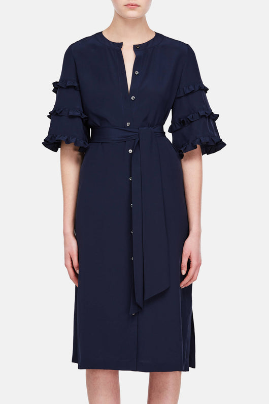 Dolores Dress - Marine