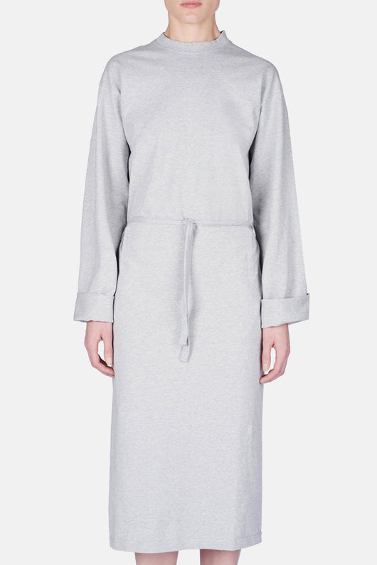 Sweat Dress - Grey