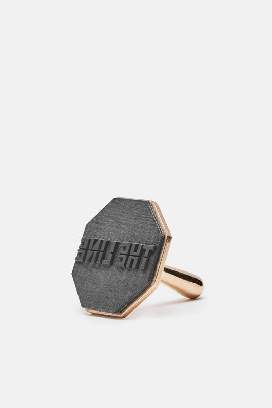 Customizable Stamp - Cast Bronze