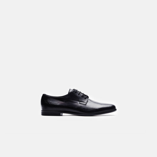 Derby Slip On - Black