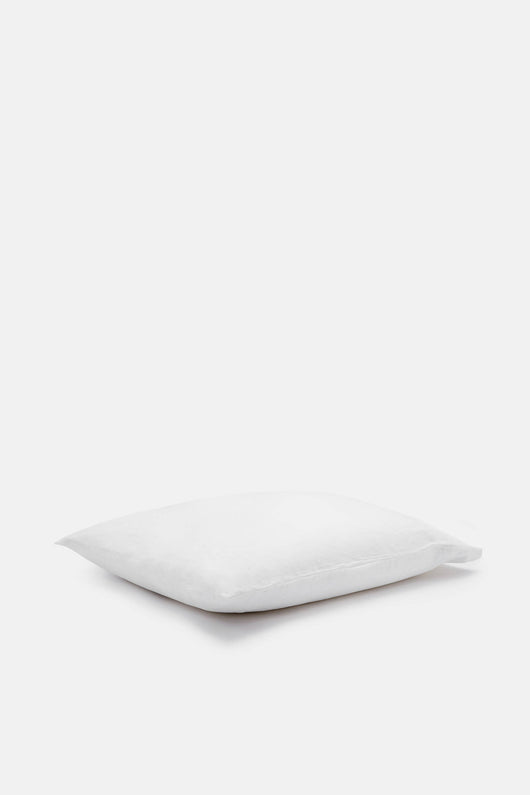 Washed Linen King Pillowcases - Chalk