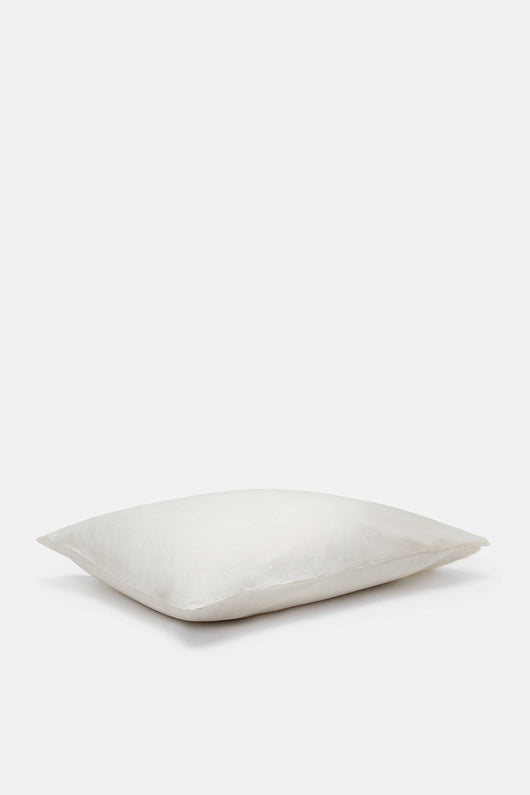 Washed Percale Sheeting - King Pillowcases